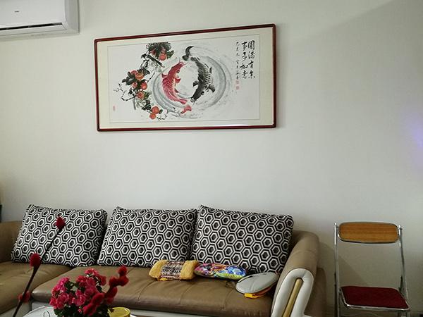 广州从化乘愿女士家居挂画